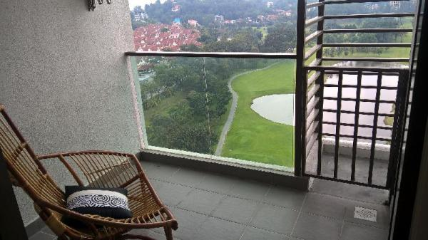 Brand new condo unit with Golf Course View  Shah Alam