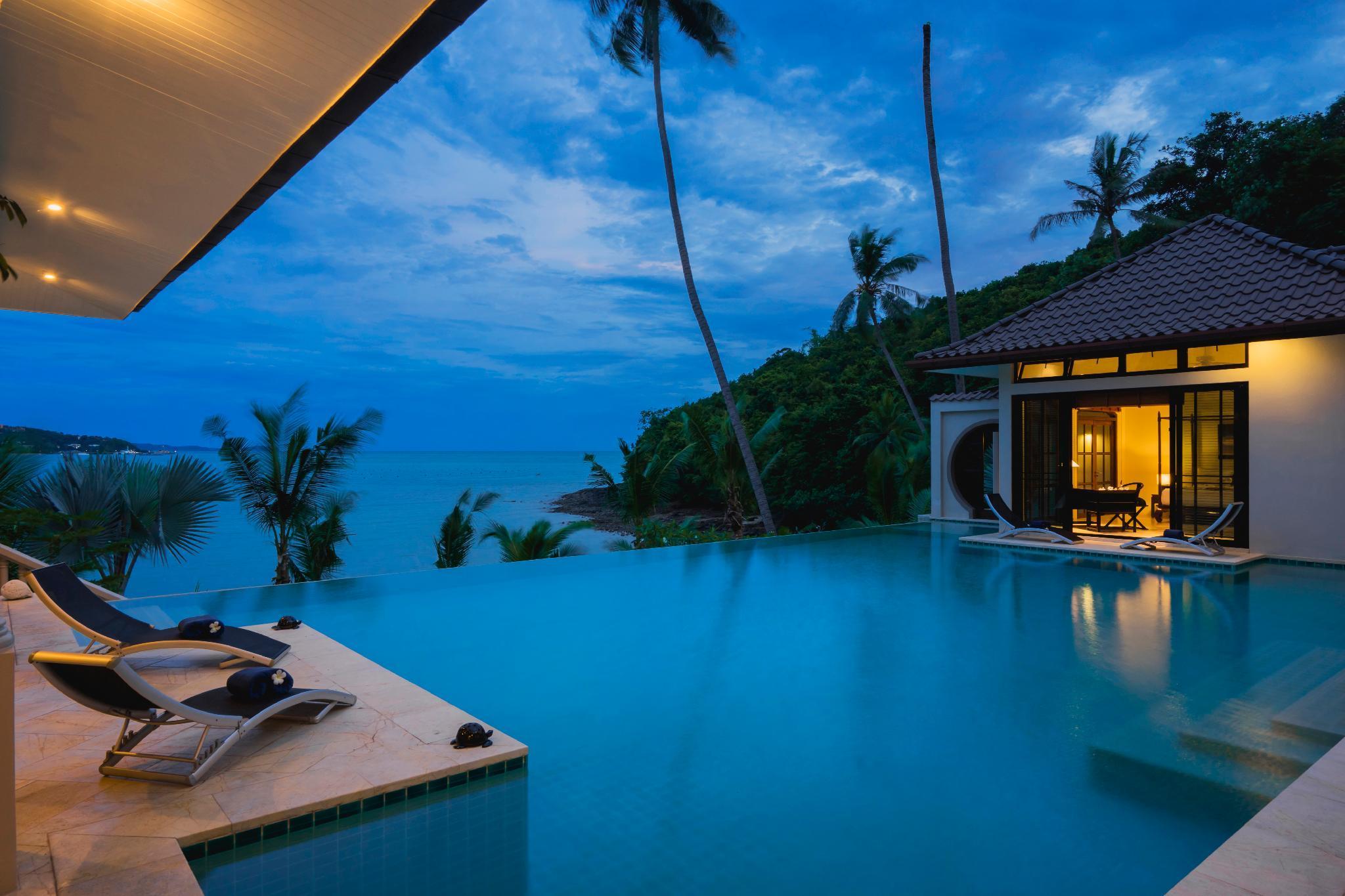 Luxury Beachfront Haileng Villa