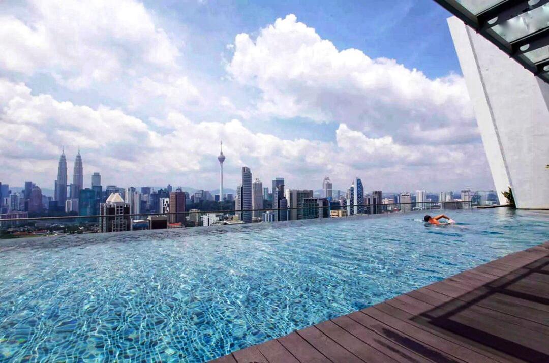 Regalia Suites KLCC Infinity Pool Cozy Studio