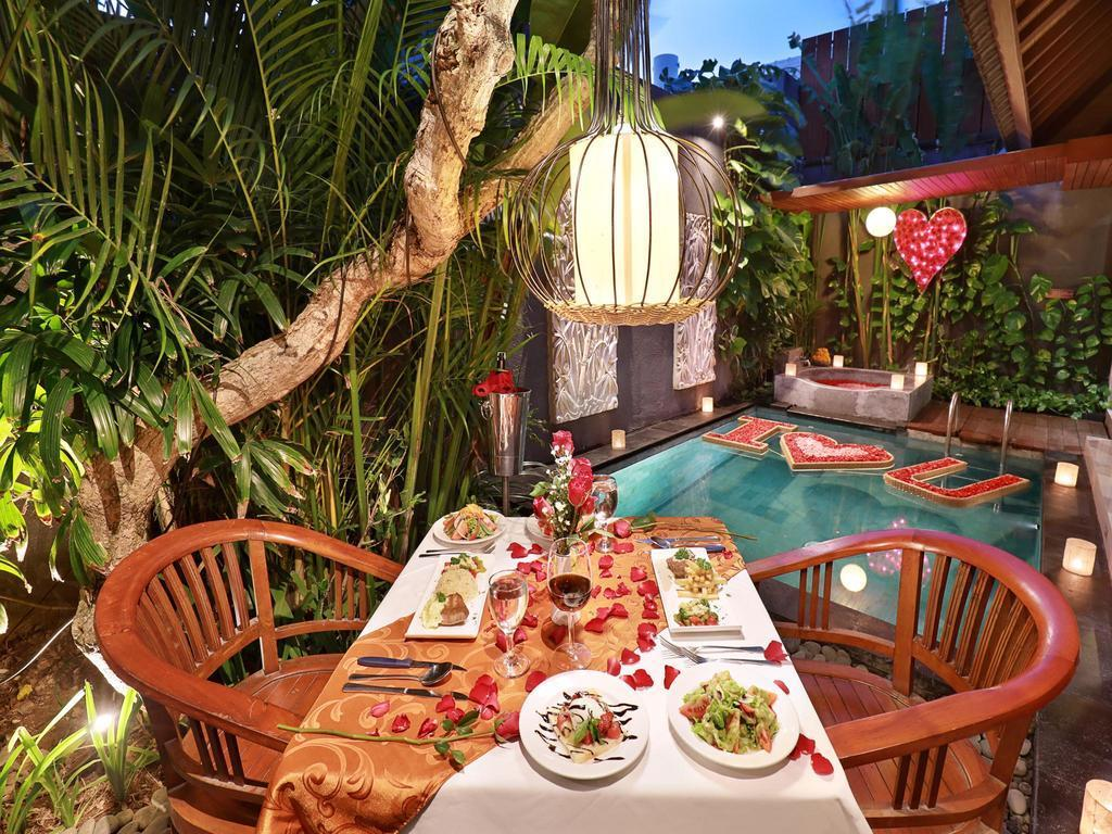 Legian Honeymoon Package Villa