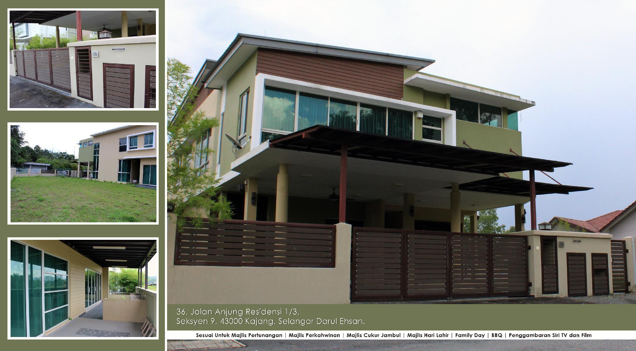 Luxury Homestay Villa