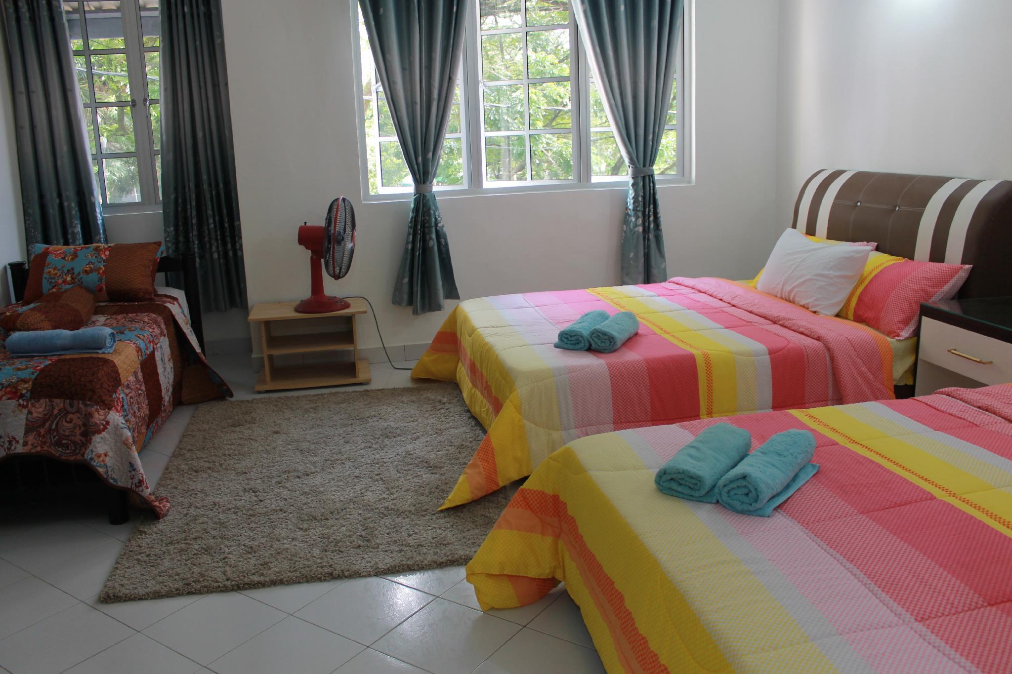Dtown Bukit Setiawangsa Homestay