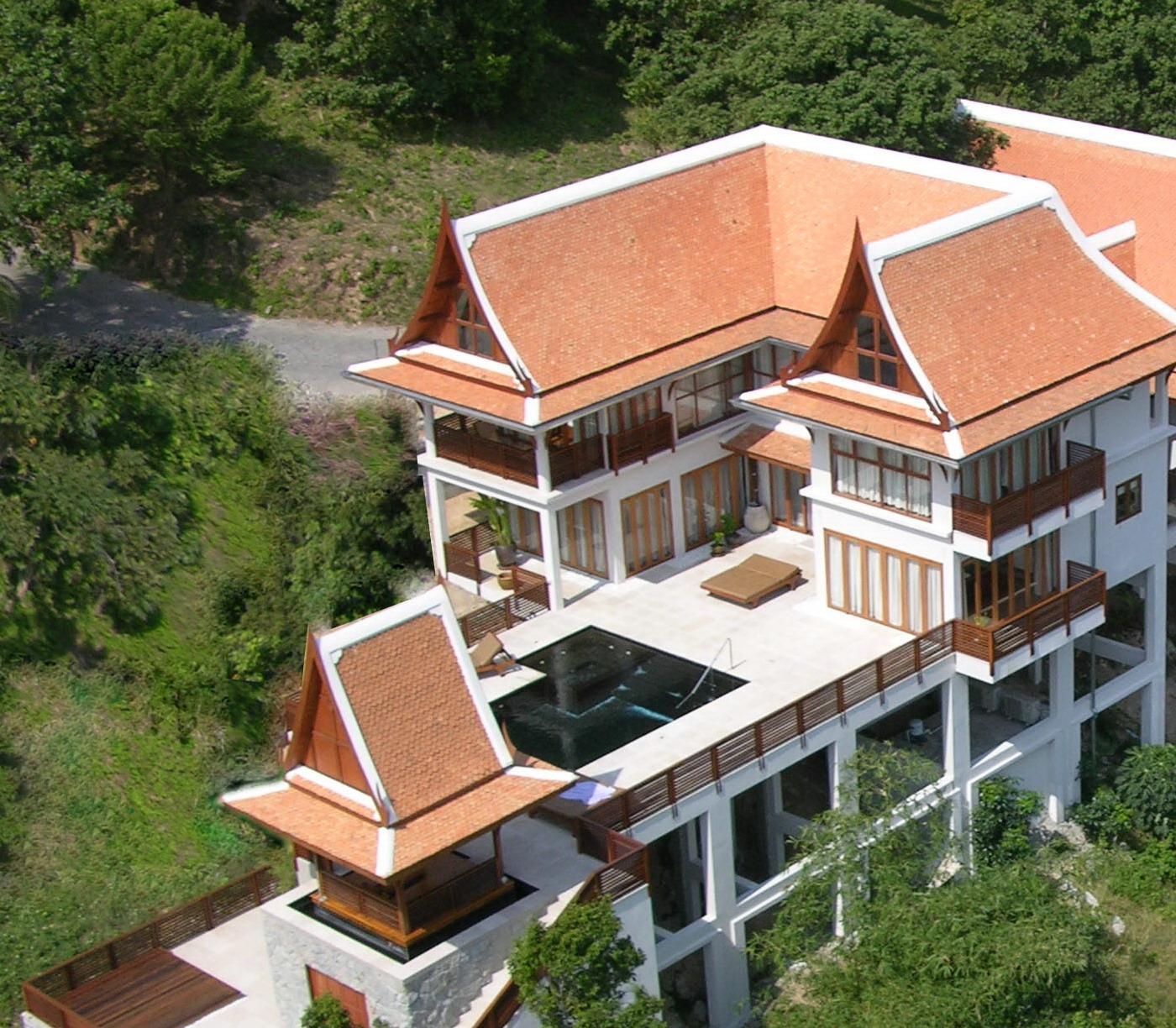 3 BR Seaview Villa Kai Muk