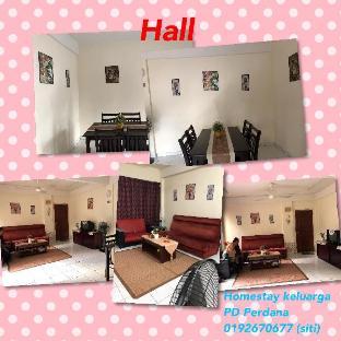 Homestay keluarga PD Perdana
