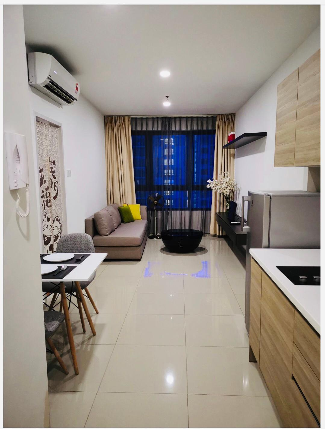 I Suites Service Residence @i City Unlimited WiFi