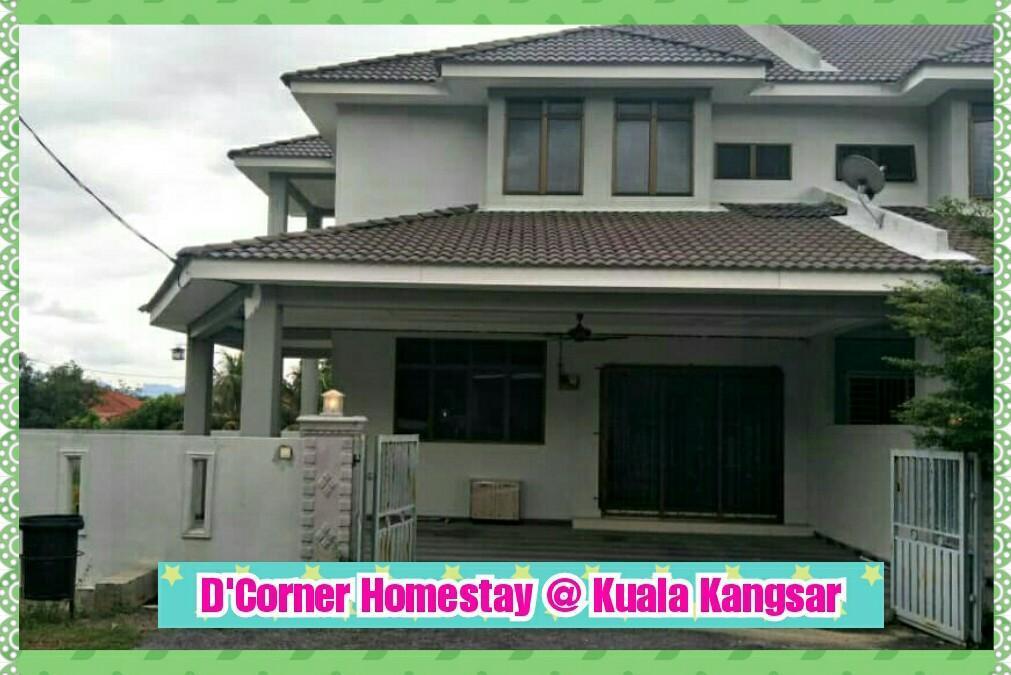 D'Corner Homestay