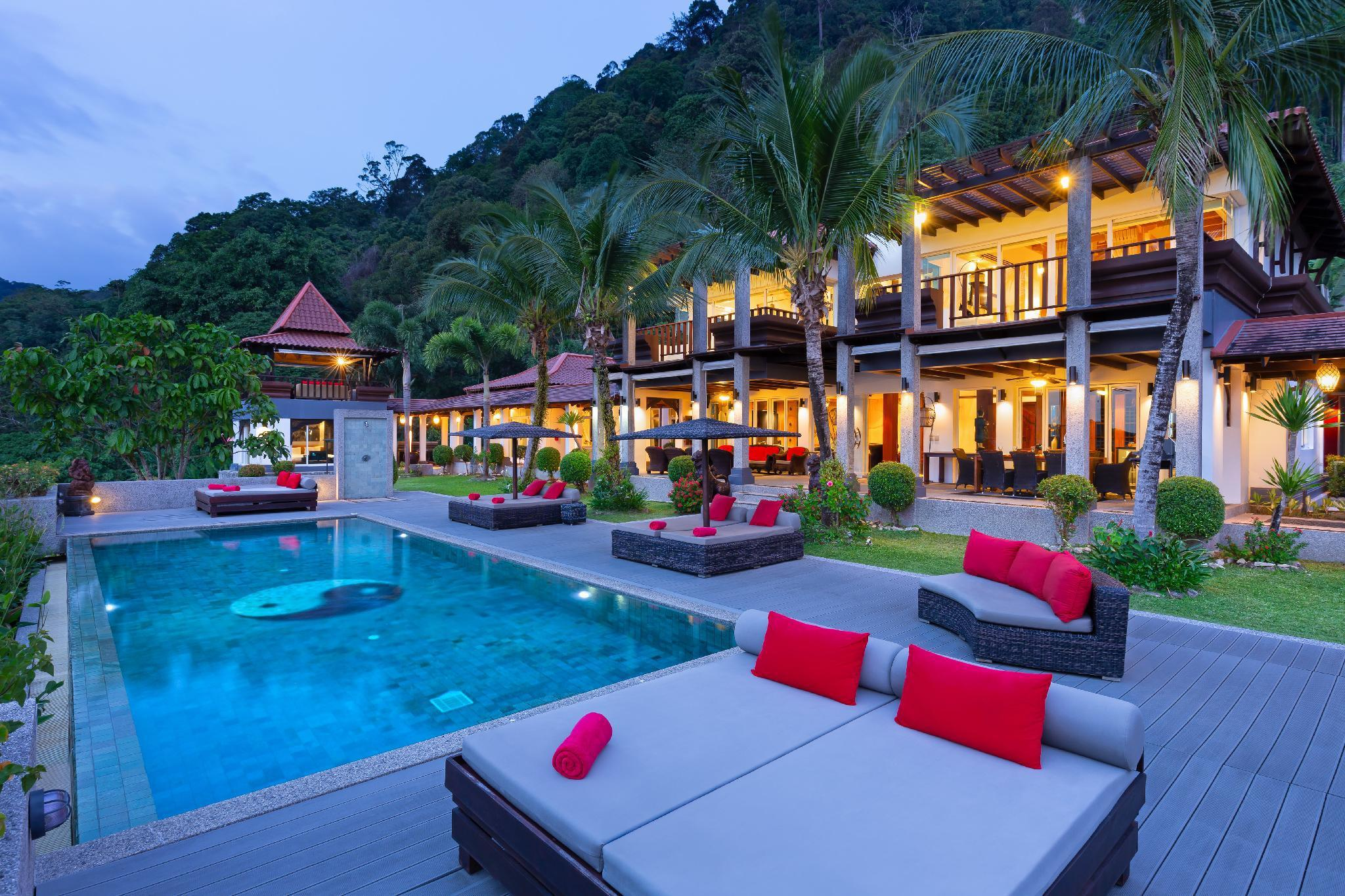 Remarkable Boutique Villa in Patong, full SEAVIEW Remarkable Boutique Villa in Patong, full SEAVIEW