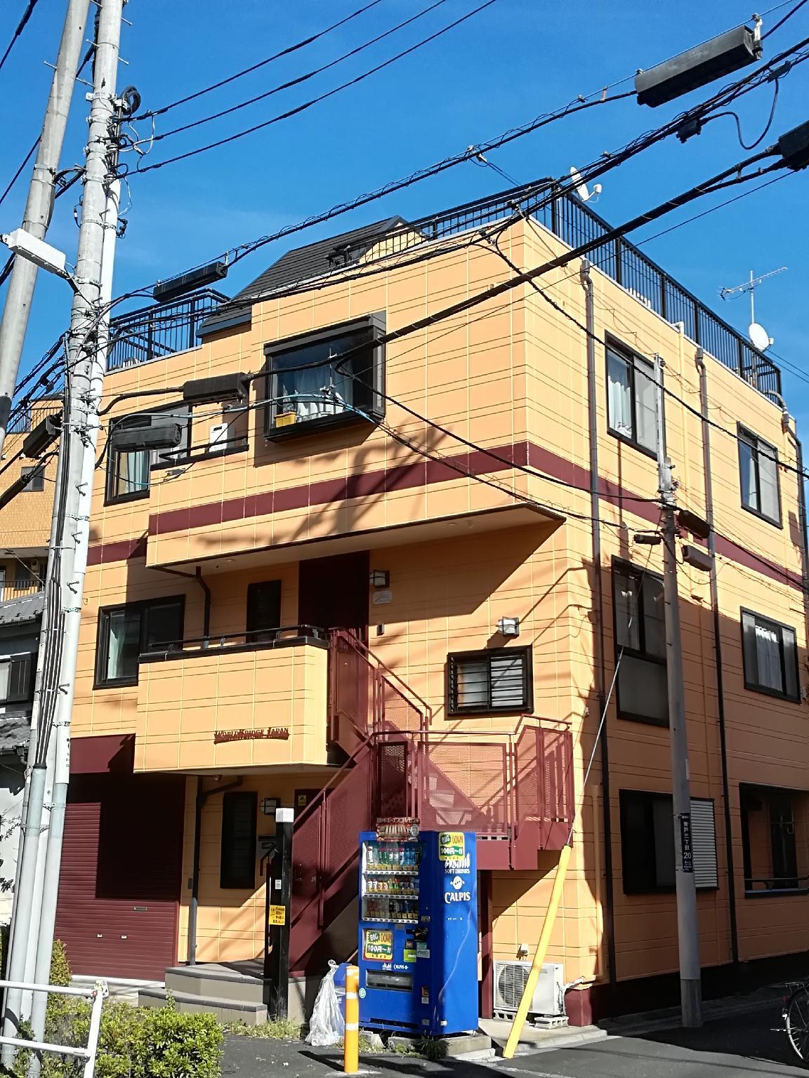 WorldBridge Japan 2 F Room 202