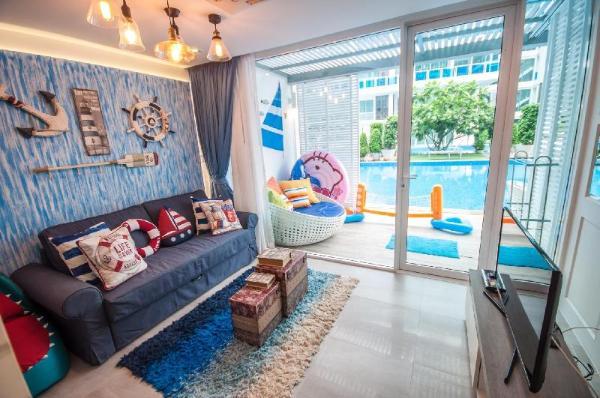 My Resort Pool Accessed Duplex, 3.5 Bedroom Hua Hin