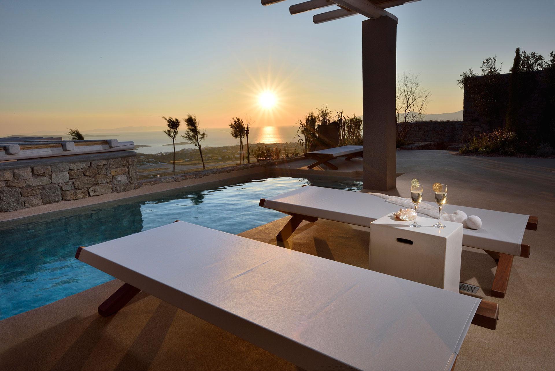 Zina   One Of The Best Villa In Mykonos