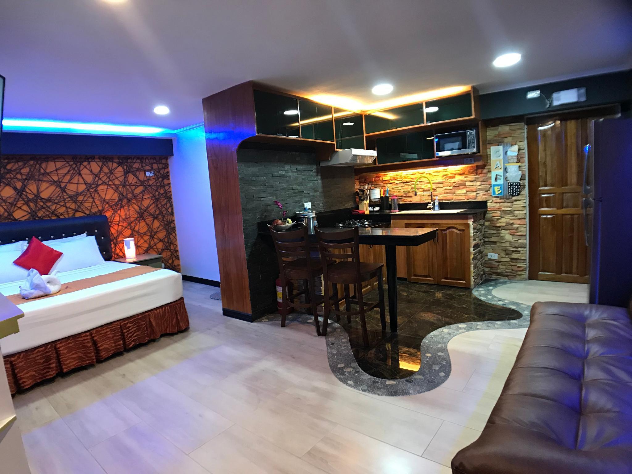 CLOCKWORKORANGE Luxury Suites 4mins Mactan Airport