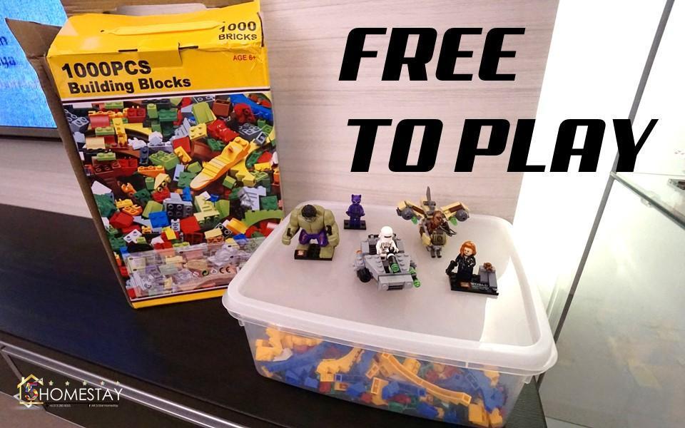 Play.Zone Suite 01 @ Legoland Malaysia
