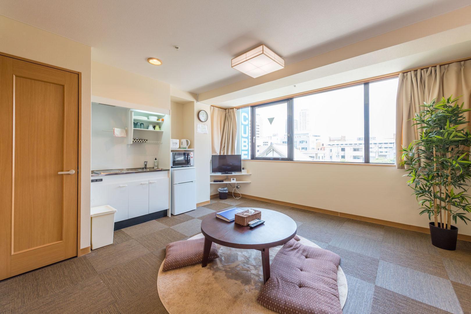 Apartment Sakamotomachi Hall 1andTatami Room