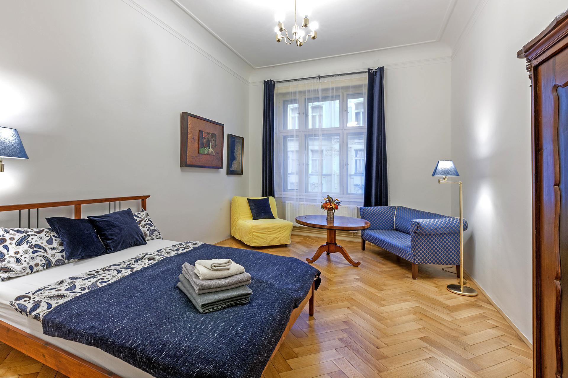 Laurent Apartment Prague