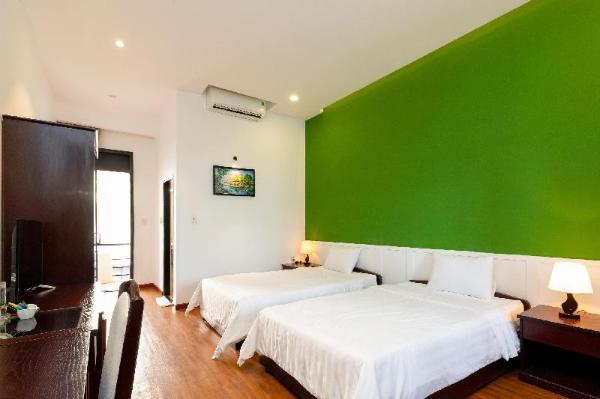 Indochina Twin Room with Balcony Ho Chi Minh City