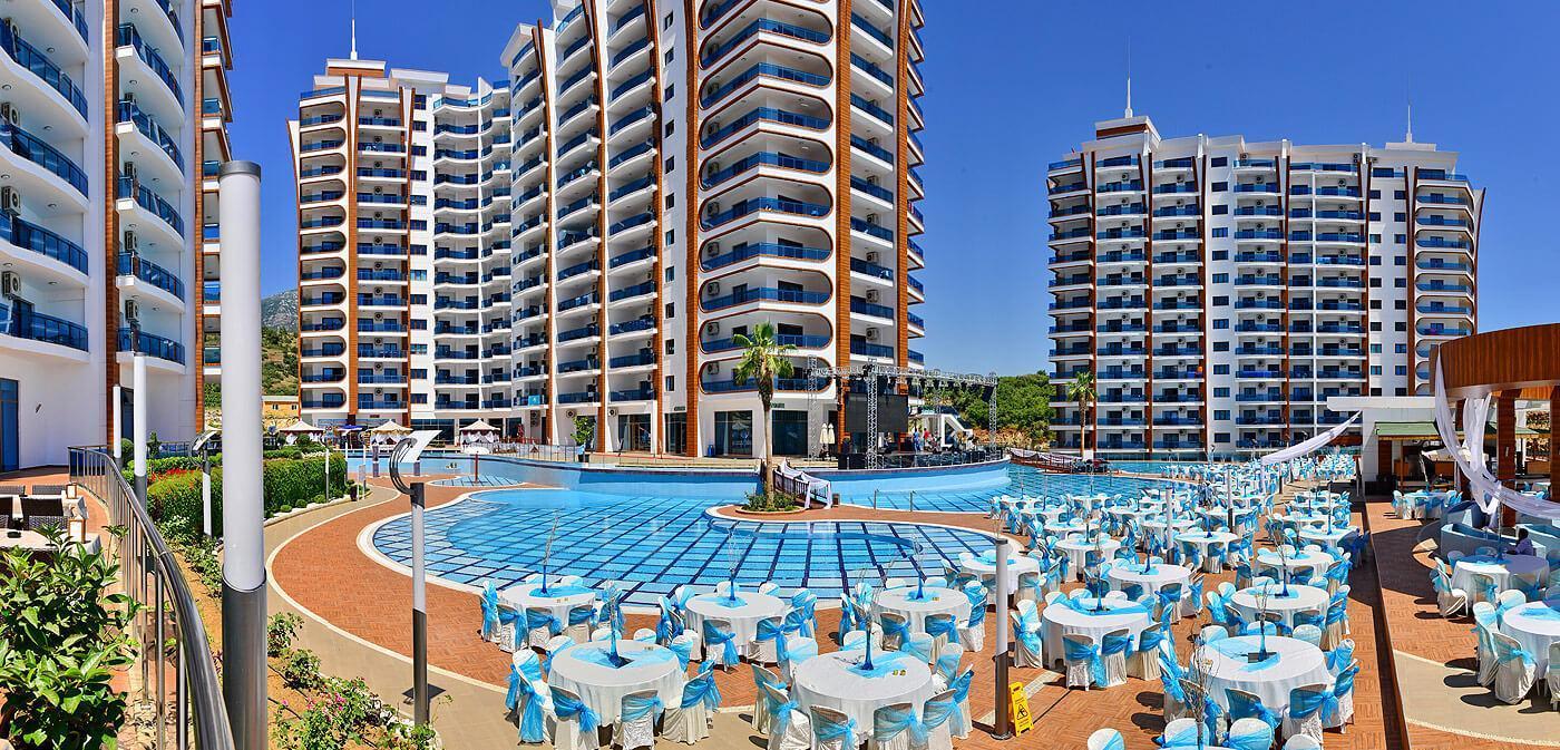 Azura Park Residence   Luxury Apartments