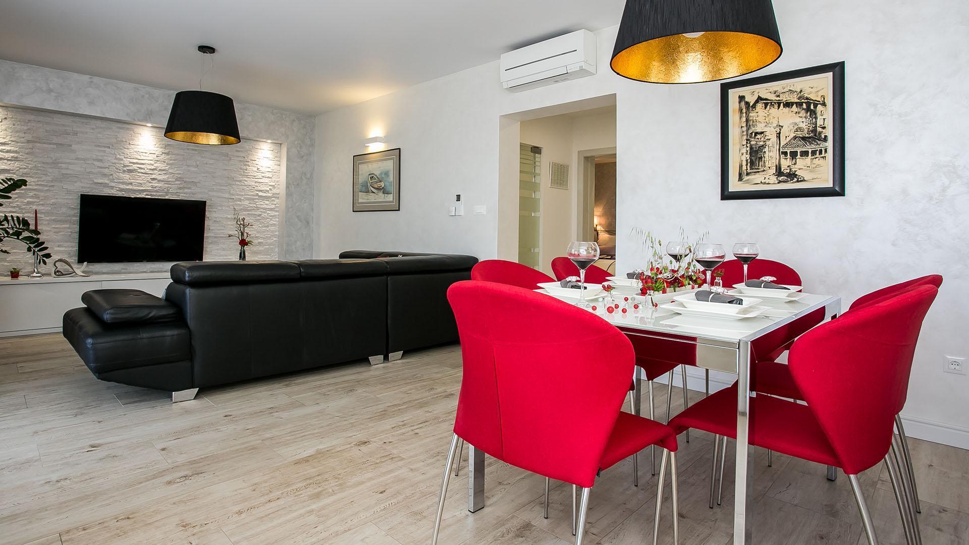 Spacious Modern Apartment Irena III   EOS CROATIA