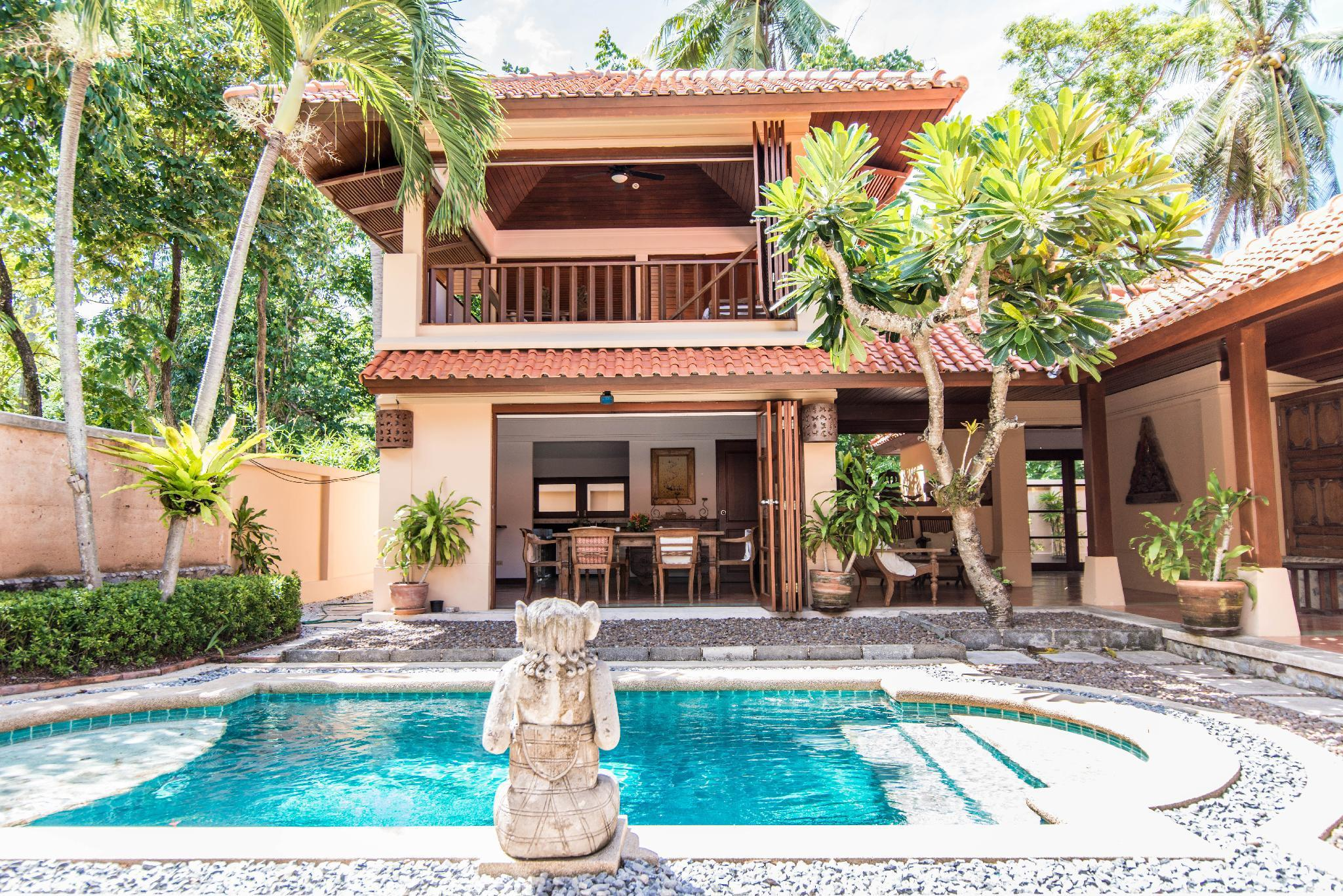Tamarind Orchid Villa (3BR) Bang Sare, Pattaya วิลลา 3 ห้องนอน 3 ห้องน้ำส่วนตัว ขนาด 200 ตร.ม. – บางสเหร่