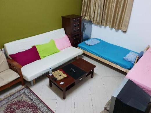 Executive bachelors accomodation in 1bhk