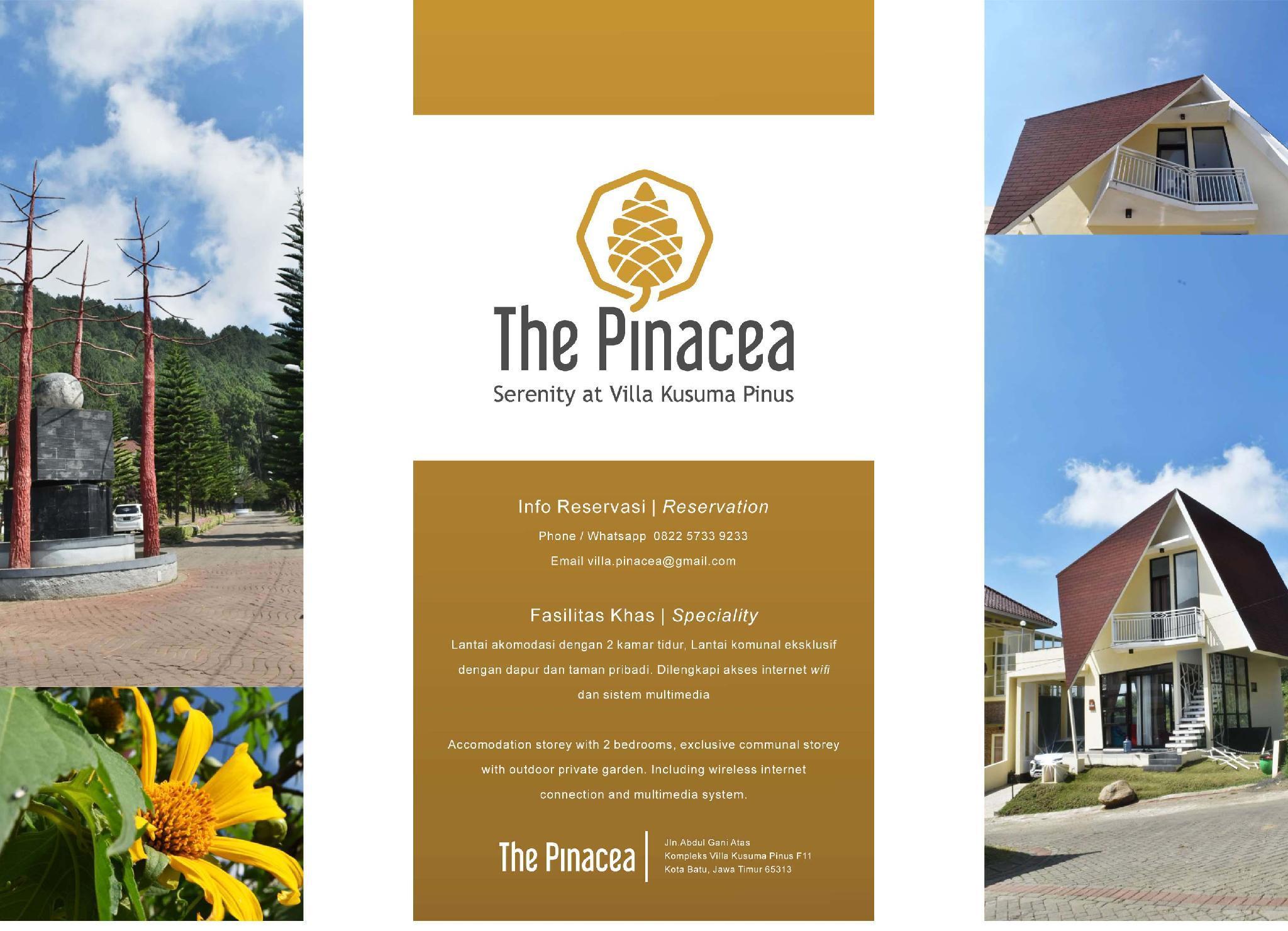 The Pinacea Villa