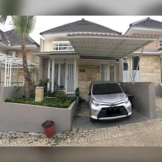Villa homemada batu