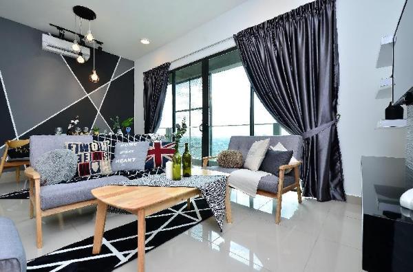 Cozy Space KL PJ Midvalley @Old Klang Road 1-8 pax Kuala Lumpur