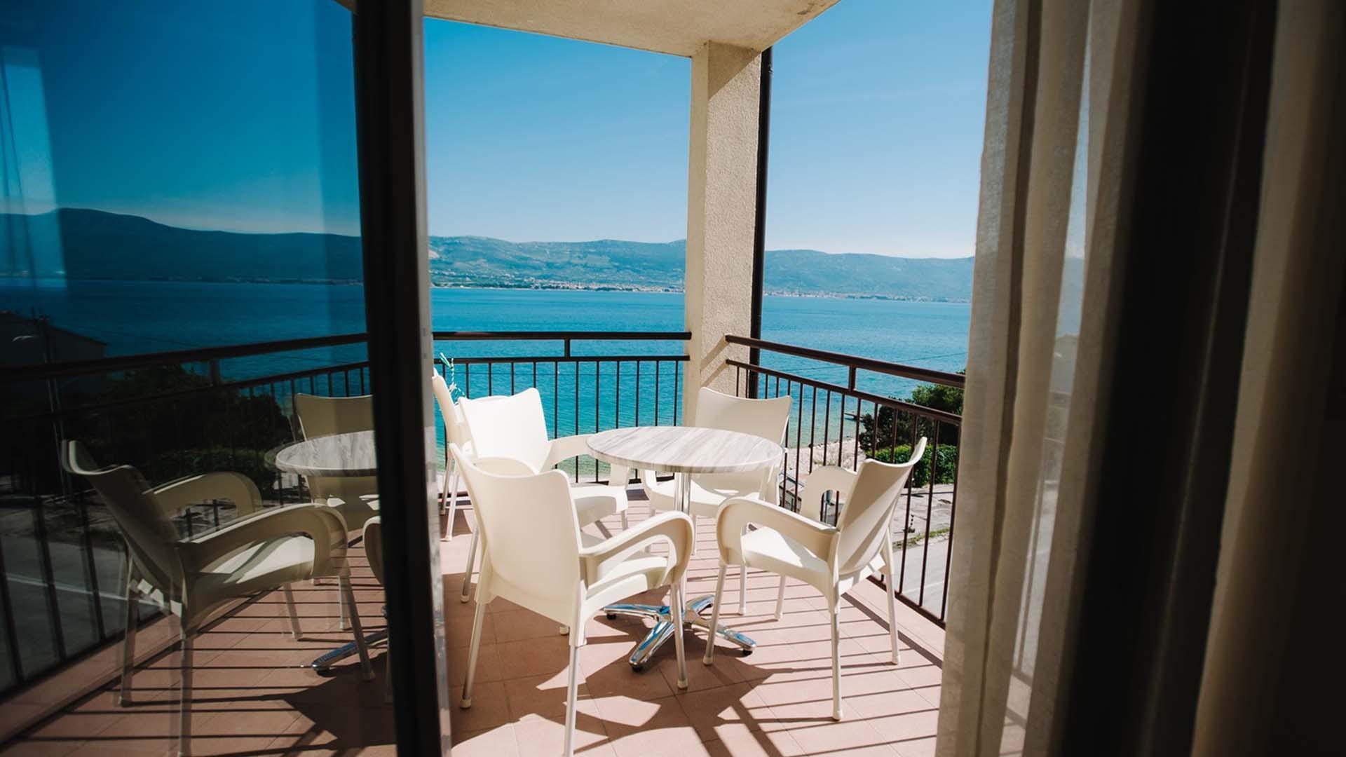 Seaview Apartment Moreno I   EOS CROATIA