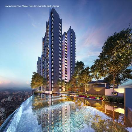 Aldridge Residence Luxury Suite @EMIRA Residence Shah Alam