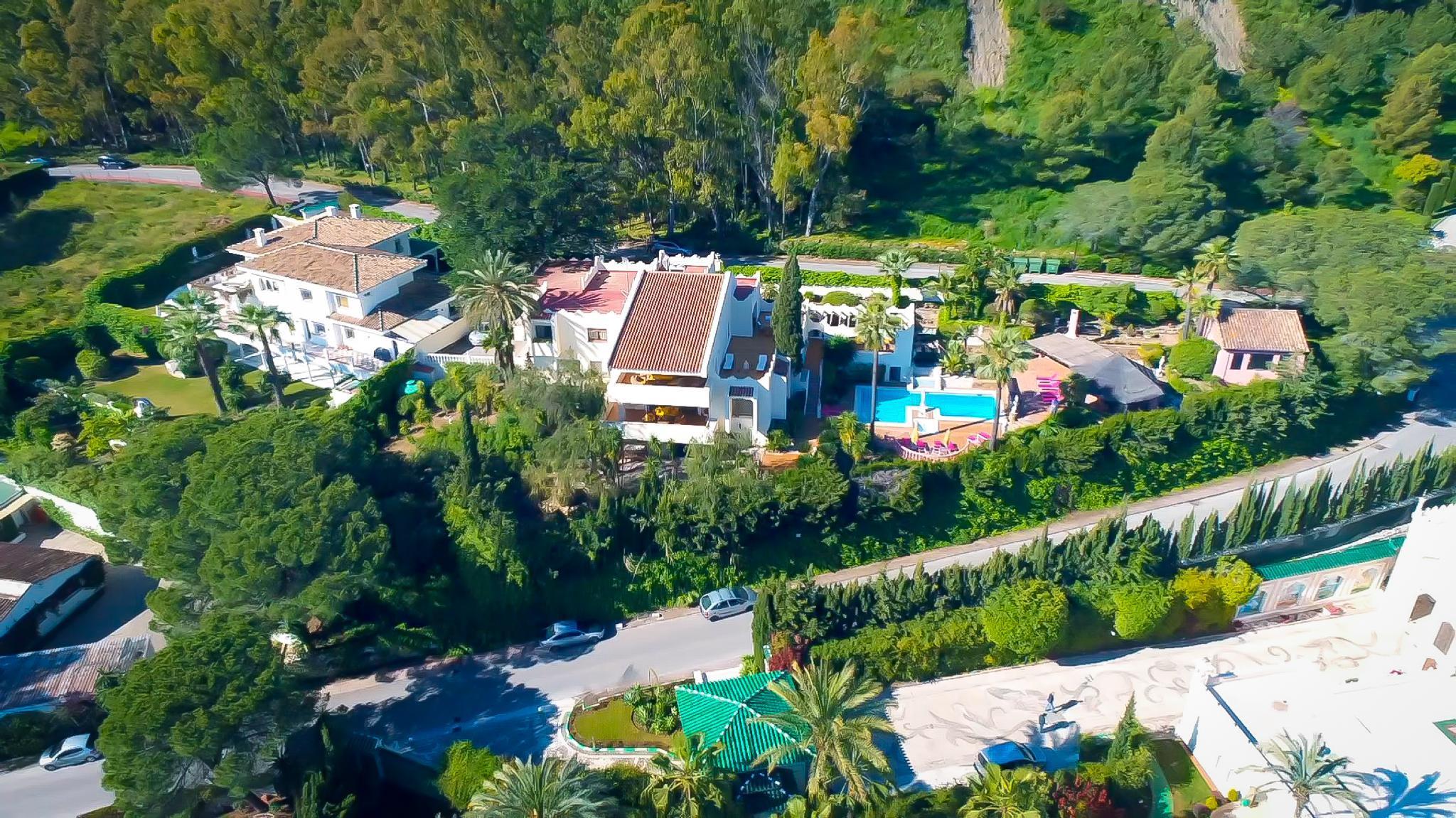 Royal Roman Empire Marbella Private Luxury Villa