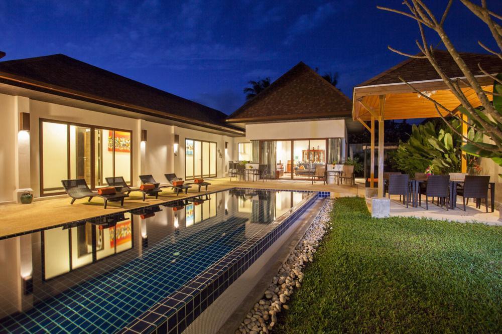 Villa Toya วิลลา 4 ห้องนอน 4 ห้องน้ำส่วนตัว ขนาด 200 ตร.ม. – หาดราไวย์