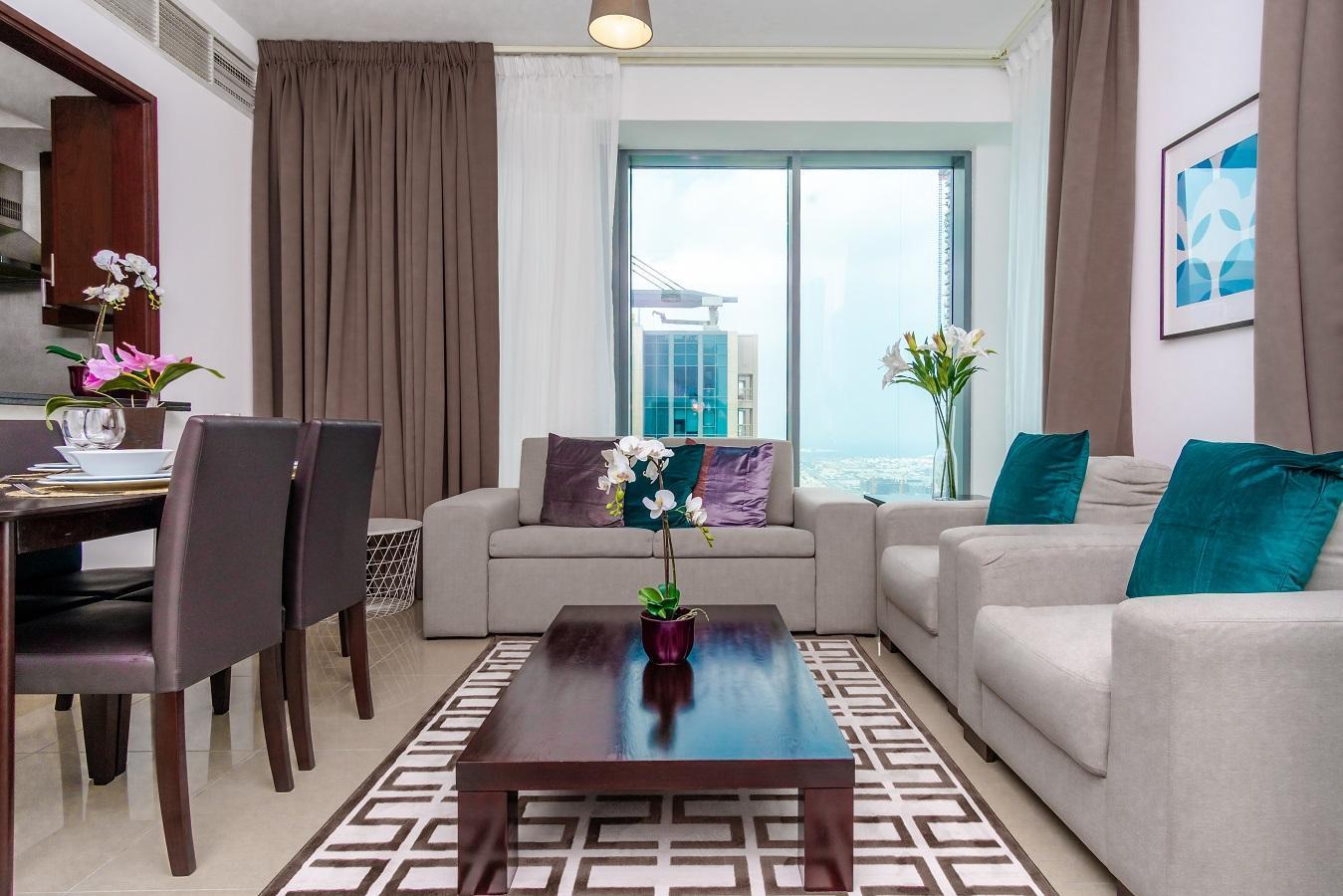 Serenity Ease By Emaar Two Bedroom Apartment