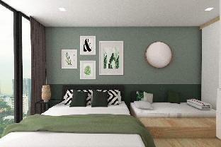 [スクンビット]アパートメント(30m2)| 1ベッドルーム/1バスルーム High Floor/ Luxury Sky swimming pool /Family suit