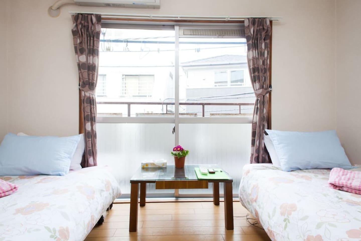 1 Studio Apartment Roppongi Z2  007
