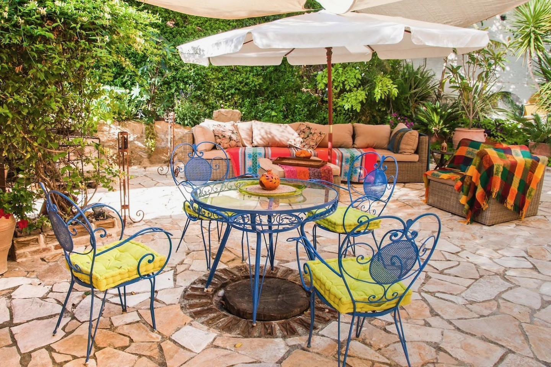 Couples Olive Grove Retreat In Cretan Village