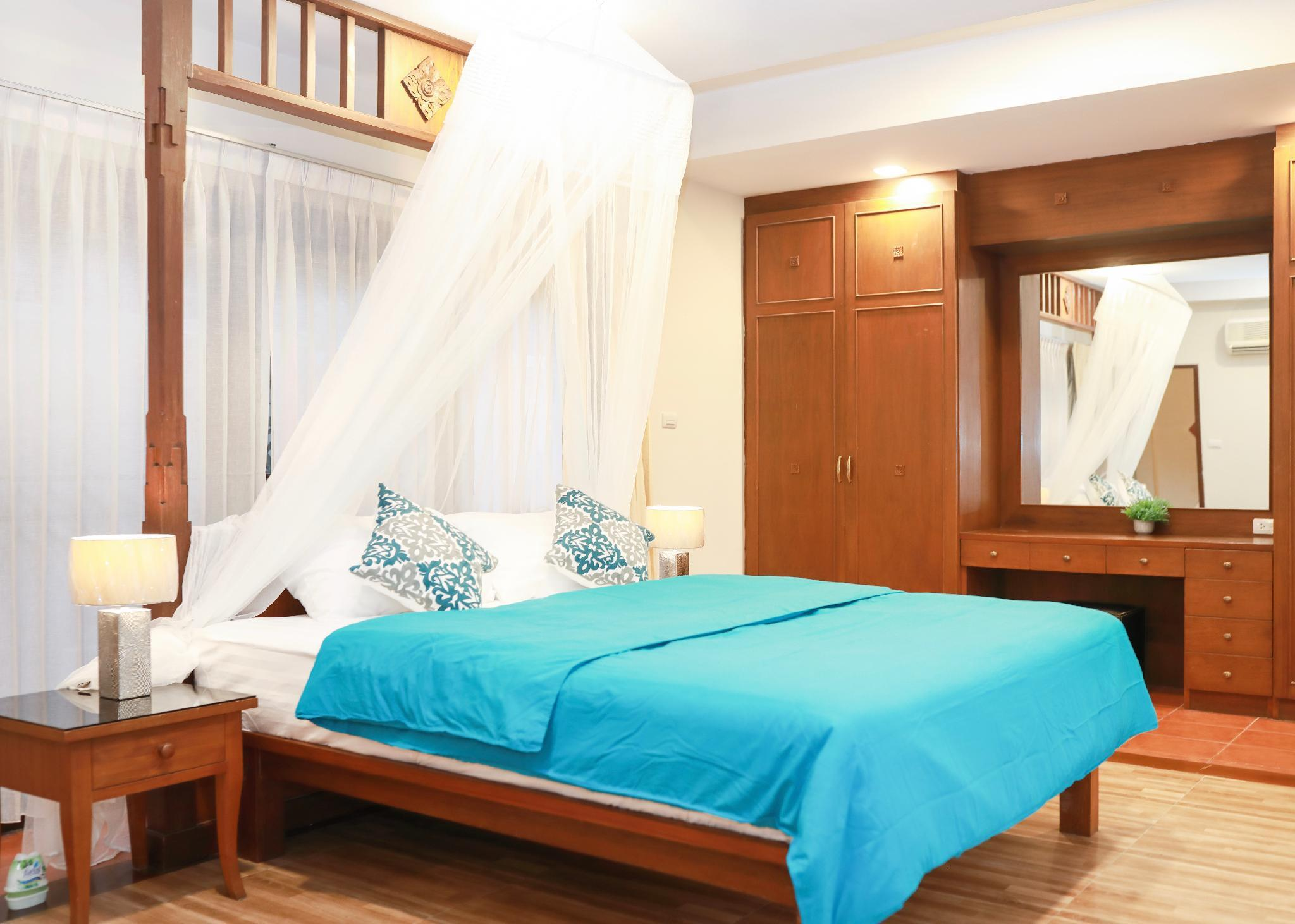 Super large pool luxury villa by pattaya วิลลา 3 ห้องนอน 3 ห้องน้ำส่วนตัว ขนาด 280 ตร.ม. – เขาพระตำหนัก