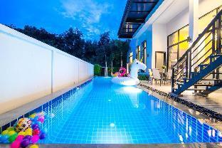 Hua Hin Private House, private pool(Lucky house) บ้านเดี่ยว 3 ห้องนอน 4 ห้องน้ำส่วนตัว ขนาด 218 ตร.ม. – กลางเมืองหัวหิน