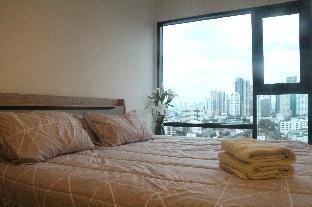 [スクンビット]アパートメント(30m2)| 1ベッドルーム/1バスルーム DOWNTOWN CONDO 1 MINUTES FROM BTS