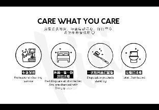 [スクンビット]アパートメント(29m2)| 1ベッドルーム/1バスルーム 【hiii】Charming Studio With Free SkyPool&Gym-BKK103