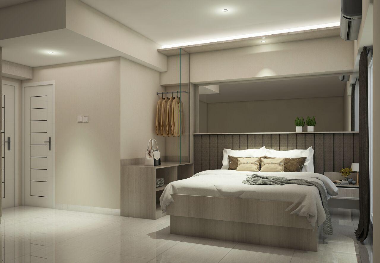 Luxurious Studio Apartment In Pakuwon Mall