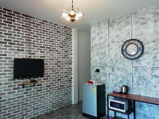 Loft style townhouse บ้านเดี่ยว 2 ห้องนอน 3 ห้องน้ำส่วนตัว ขนาด 52 ตร.ม. – กลางเมืองสเม็ด