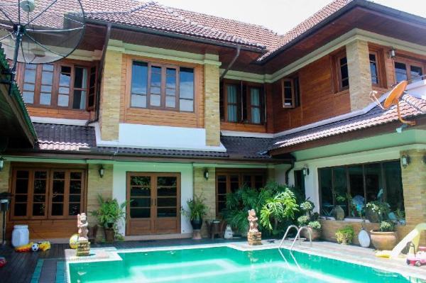 Bosang Country Villa -Umbrella village-Hot springs Chiang Mai