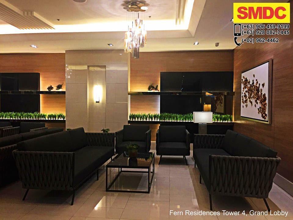 Perfect Staycation   Fern Residences 1BR W Balcony