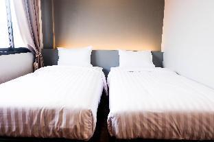 10#Lux Rooms Night Bazaar - Twin Bed Studio สตูดิโอ อพาร์ตเมนต์ 1 ห้องน้ำส่วนตัว ขนาด 16 ตร.ม. – ไนท์บาร์ซา