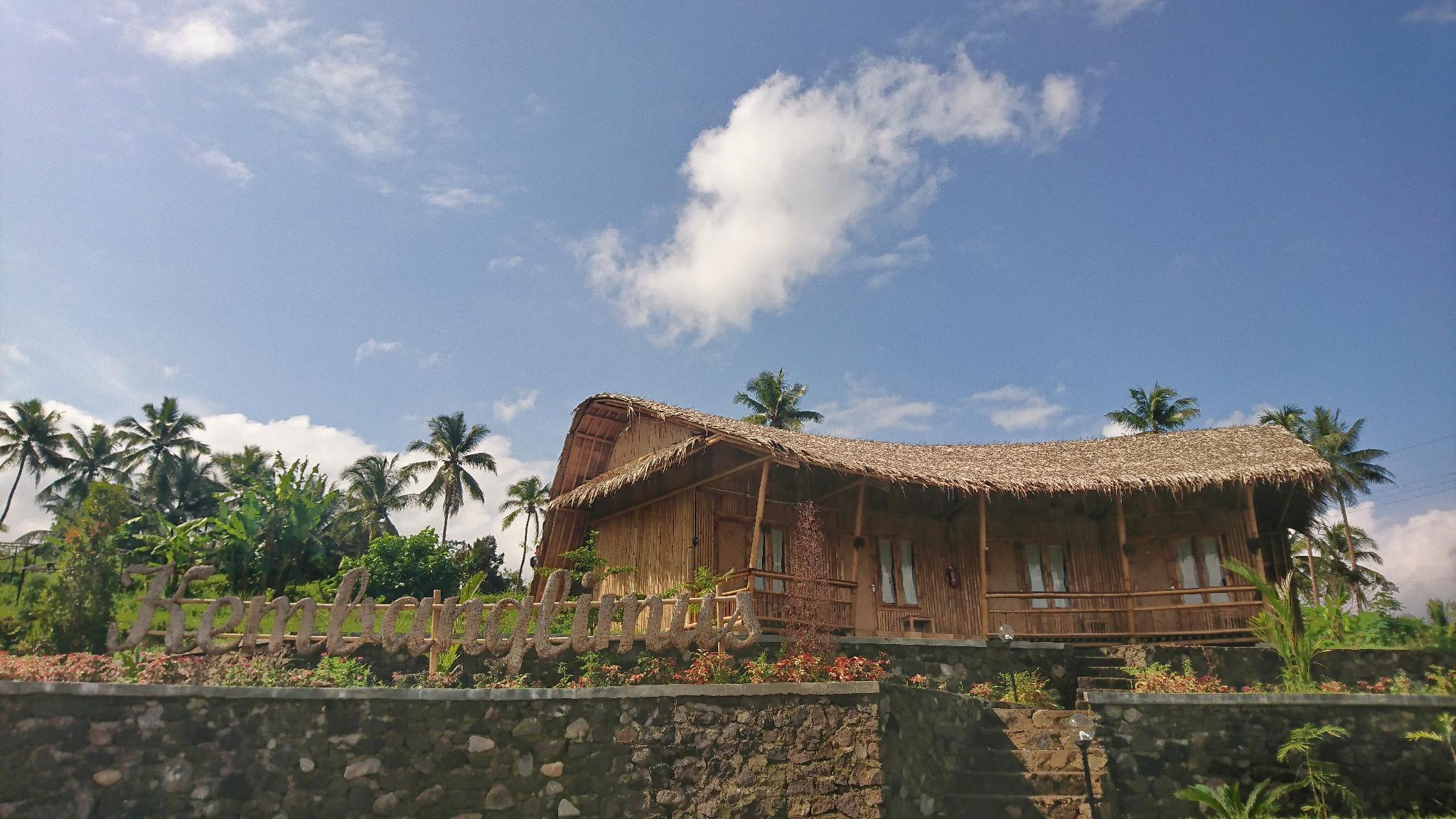 Balkondes Kembanglimus Pring Gombong