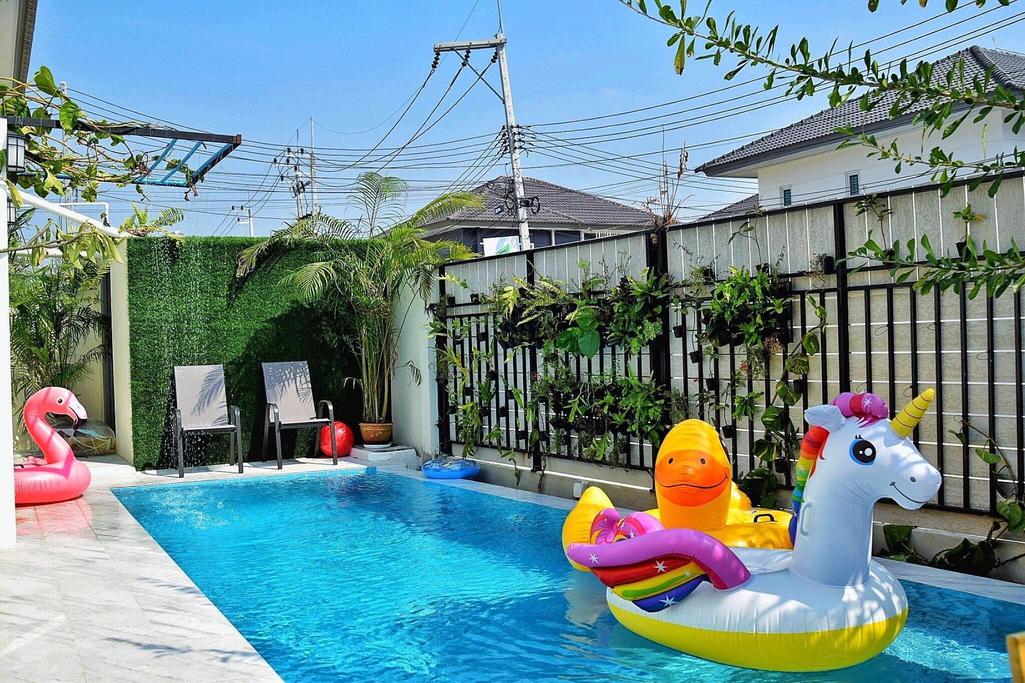PP Pool Villa  @pataya