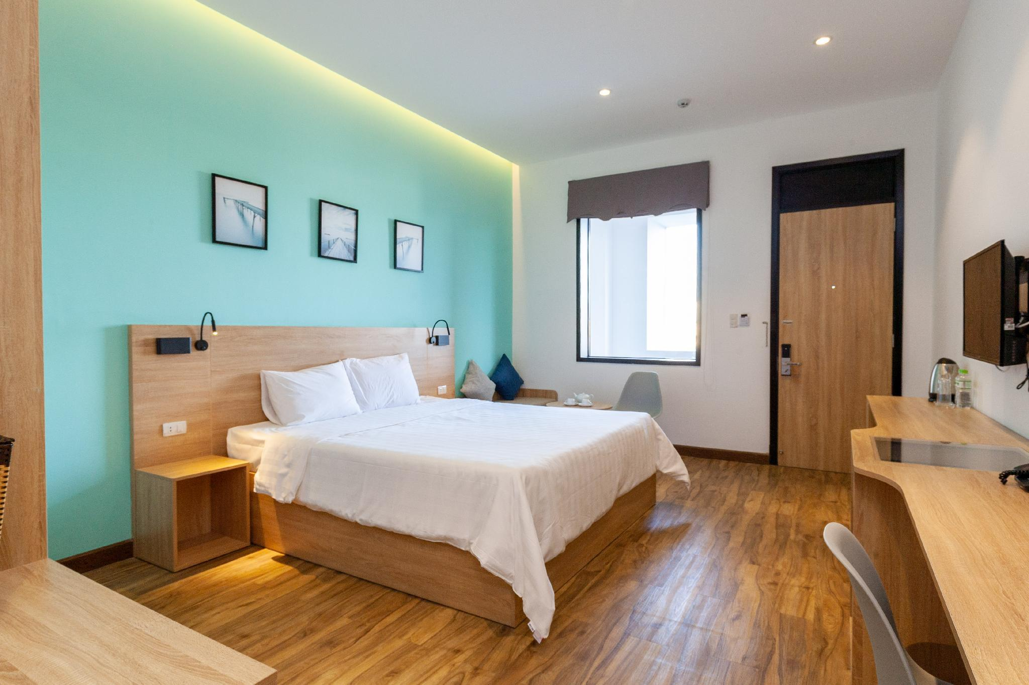 Dazzling Homes  No.1  Double Room