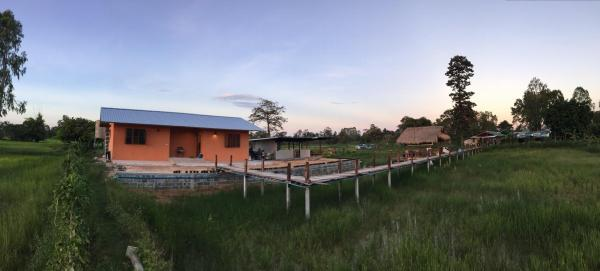 Baan Khampa Cafe & Farm Roi Et