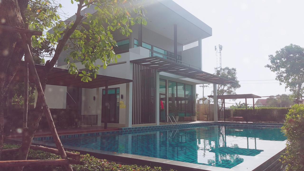 Perfect for family สตูดิโอ บ้านเดี่ยว 2 ห้องน้ำส่วนตัว ขนาด 9 ตร.ม. – บางบัวทอง
