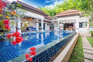 Luxury Private Pool Villa Frangipani  Phuket วิลลา 4 ห้องนอน 5 ห้องน้ำส่วนตัว ขนาด 364 ตร.ม. – บางเทา