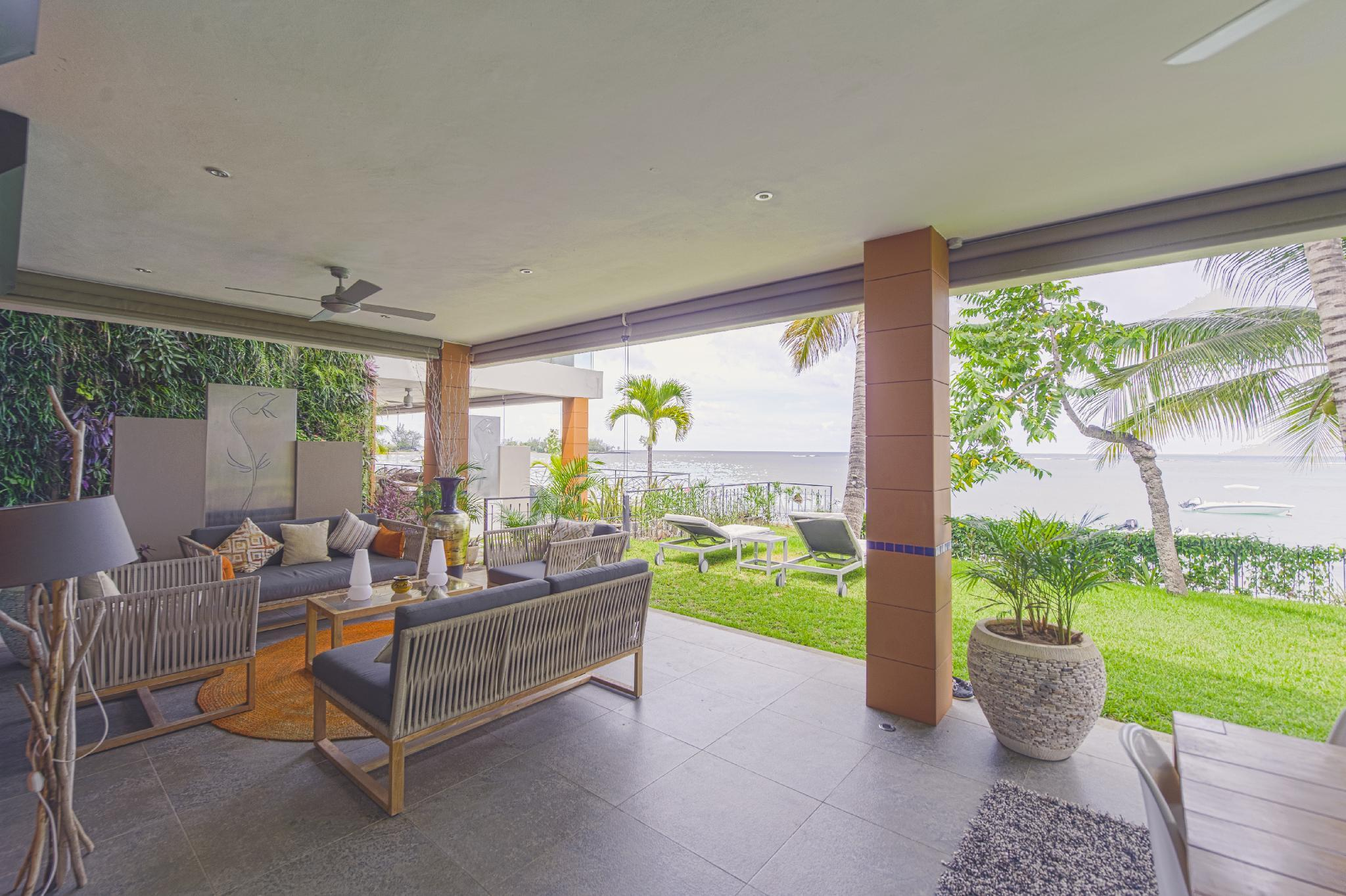 Kot Nor Ground Floor Apartment By StayMauritius